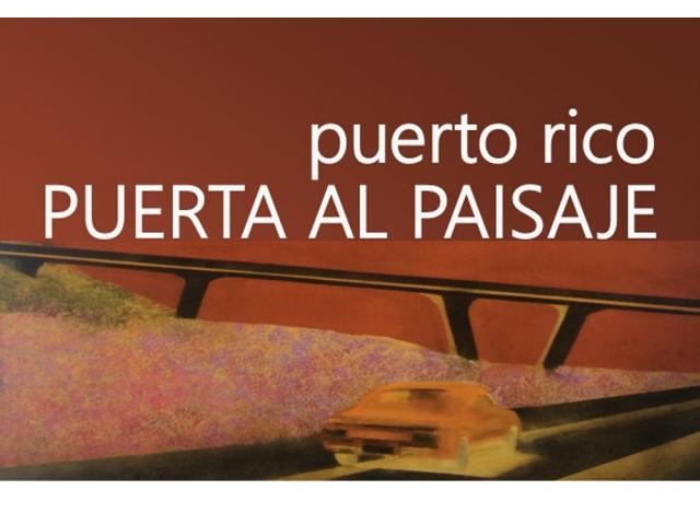 Puerto Rico Puerta al paisaje