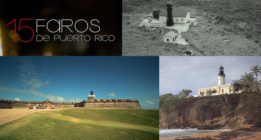 15 faros de Puerto Rico